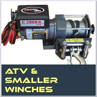 ATV & Smaller  Winches