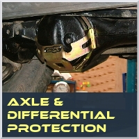 Axle & Differential Protection