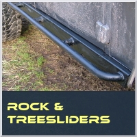Rock & Treesliders