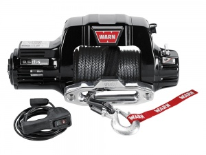 Warn 9.5CTI-S With Synthetic Rope