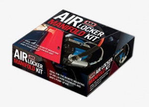ARB Air Compressor Manifold Kit - Compatible with ARB Twin Compressors