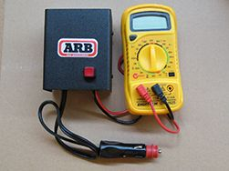 ARB DC Voltage Drop Test Tool