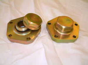 Ashcroft Transmisions Heavy Duty Flange Kit