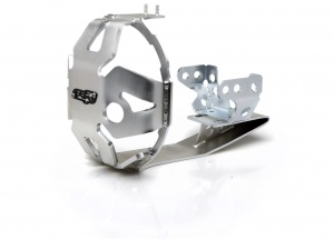 Differential Guard  for Def 110 -wolf axle