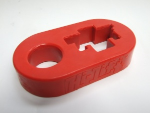 handle keeper red