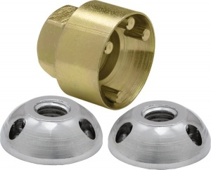 Security Nuts Set - M10