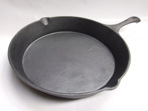 skillet frying pan 12''