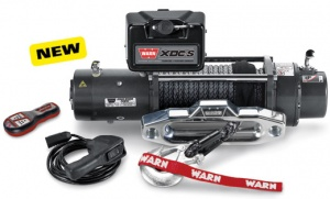 Warn XDC-S With Synthetic Rope