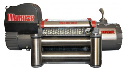 Warrior C12000 Samurai 24V Winch