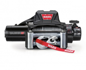 Warn Tabor 12K winch (2017) with steel rope