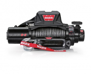 Warn Tabor 8K winch (2017) with synthetic rope