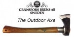 gransfors brucks outdoor axe