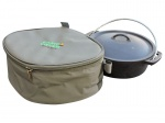 Potjie (Dutch Oven) Cover - No 10 Flat (340x280x150mm)