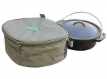 Potjie (Dutch Oven) Cover - No 14 Flat (440x370x190mm)